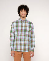 CHECKED CASUAL COTTON SHIRT by MIRTO