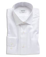 TEXTURED-COTTON DRESS SHIRT by MIRTO