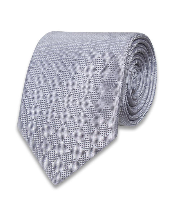 7,5 cm PRINTED SILK TIE by MIRTO