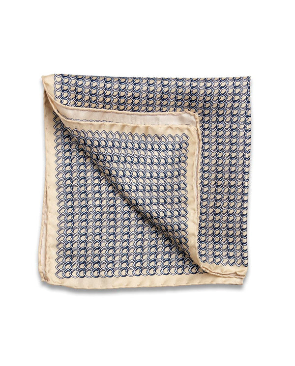 SILK POCKET SQUARE by MIRTO