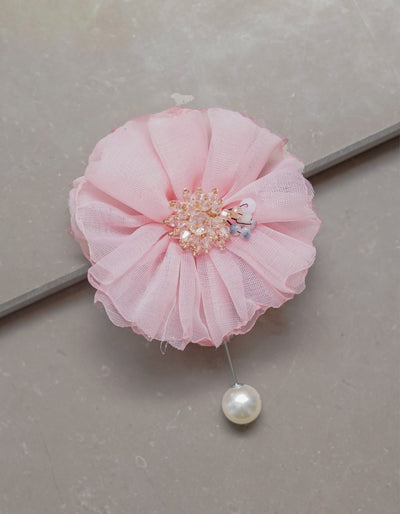 FLORENCE BROOCH (Pink)