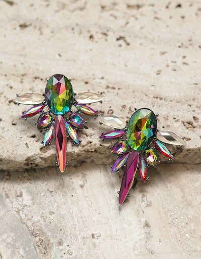MAYA STATEMENT EARRINGS