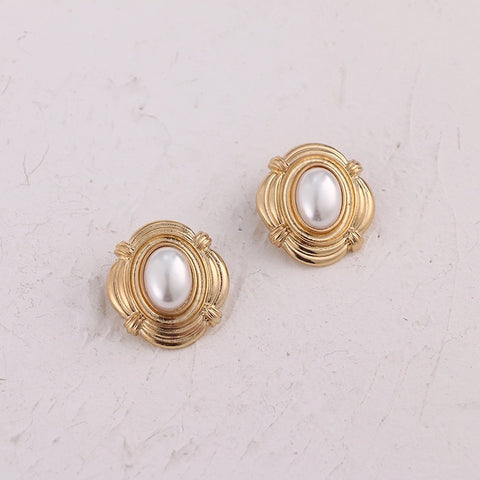 CARLA STUD EARRINGS