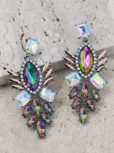 NINA LONG EARRINGS