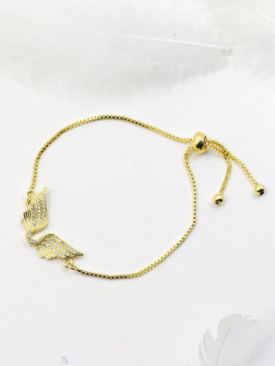Angel Bracelet (Gold)