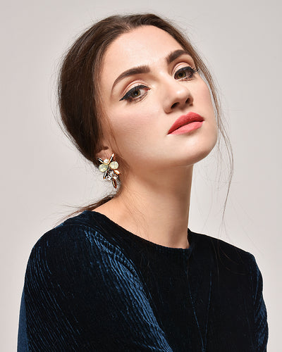 STELLA STATEMENT EARRINGS