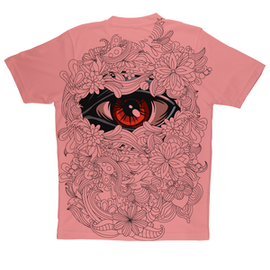 Beast Eye Sublimation Performance 90% Adult T-Shirt - Big Badda Boom