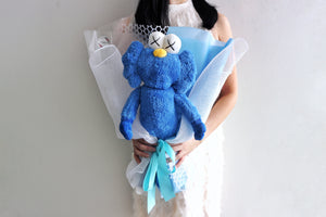 Kaws Bouquet in Blue [Only one available!]