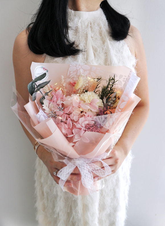 Sugar Pink Bouquet