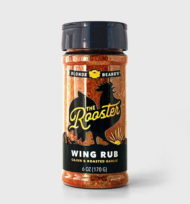Blonde Beard's Rooster Rub