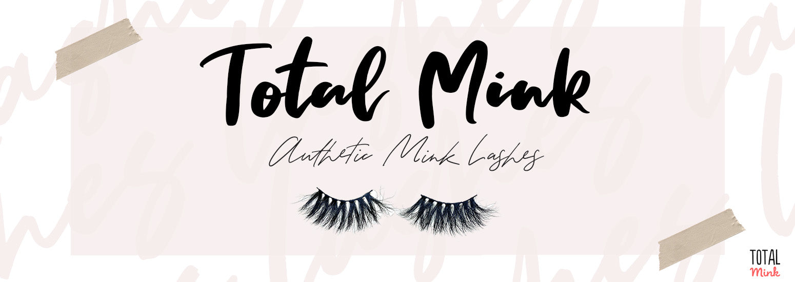 Shop for real mink fur false lashes by totalmink