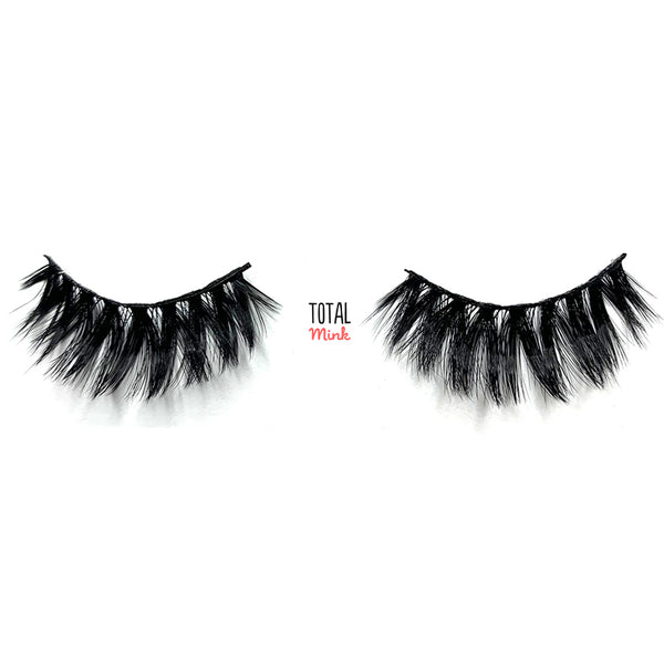 The go-to fake eyelash brand for your glam look. The acacia is 15-18mm in length