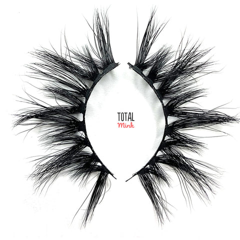 Total Mink Authentic Mink Lashes