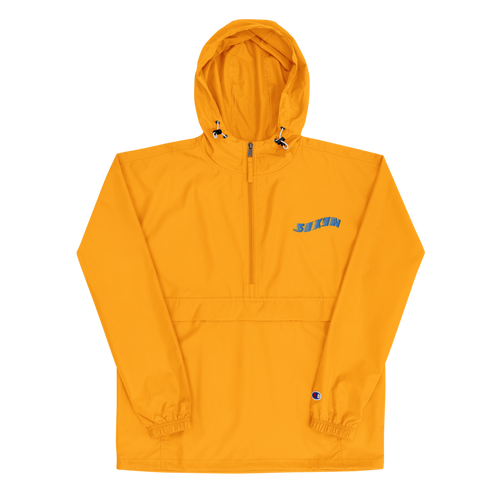 Wavy Champion Packable Jacket
