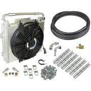 BD-Power Xtruded Double-Stacked Auxiliary Trans Cooler Kit 1030606-DS-58