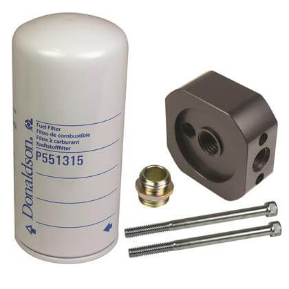 BD-Power 1050340-PFF Fine Particle Fuel Filter