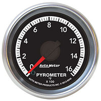 Auto Meter 8546 Factory Matched Pyrometer Gauge