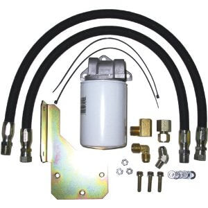 BD-Power In-Line Transmission Filter Kit 1064017