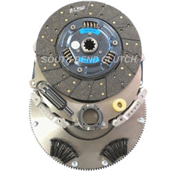 South Bend Heavy Duty Organic Clutch Kit 1999-2003 Ford 7.3L 1944-6OKHD