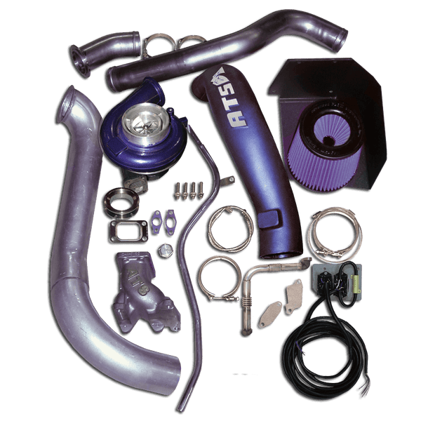 ATS Aurora 5000 Turbo Charger Upgrade Kit 04.5-06, Duramax, LLY, Non-EGR