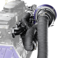 ATS Aurora 4000/7500 Twin Turbo Kit, Dodge 2003-07