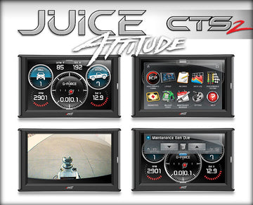 Edge Products 31502 Juice w/ Attitude CTS2 Monitor