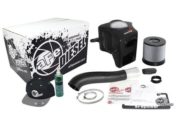 Diesel Elite Momentum HD Pro DRY S Cold Air Intake System