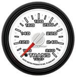 Auto Meter Factory Matched Transmission Temperature Gauge 8557