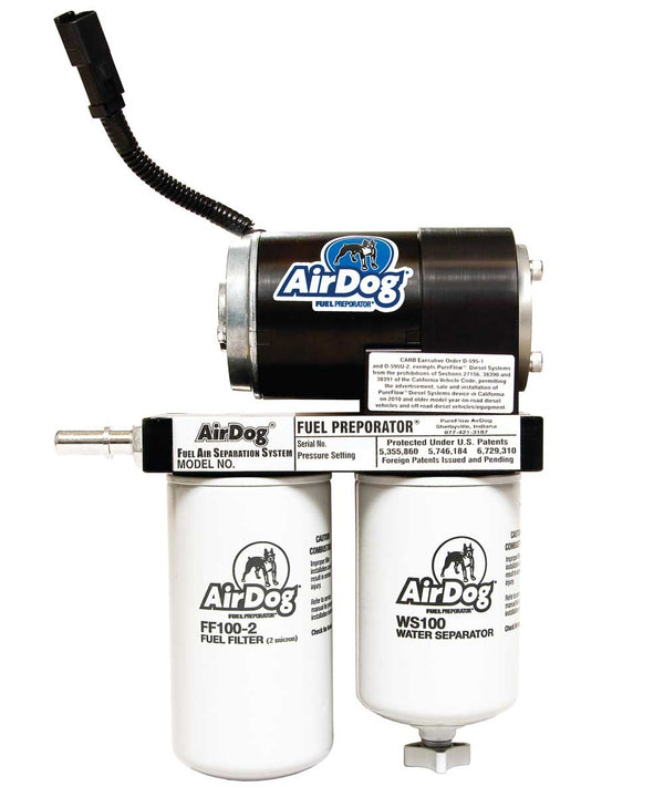 AIRDOG A4SPBC089 150GPH AIR/FUEL SEPARATION SYSTEM