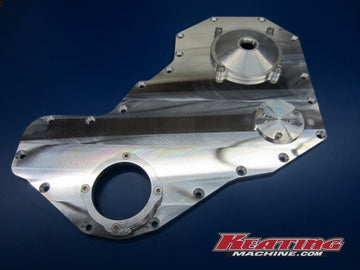 Keating Machine Cummins Billet Timing Front Cover 5.9L