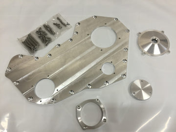 Wild Diesel Billet Front Timing Cover for Dodge Cummins 12V 1994-1998