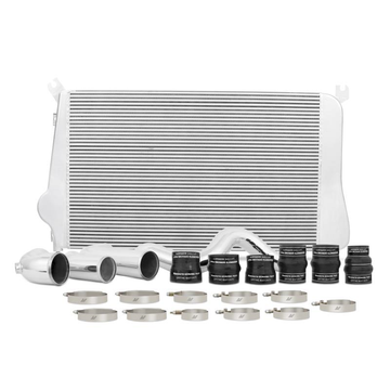 Mishimoto Intercooler Kit for 2011+ Chevy/GMC 6.6L Duramax SILVER