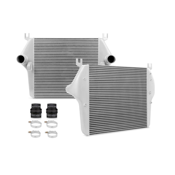 Mishimoto Intercooler for 2003-2009 Dodge 5.9L/6.7L Cummins SILVER