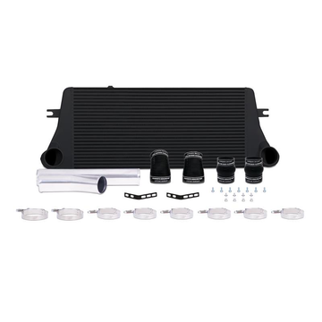Mishimoto Intercooler Kit for 1994-2002 Dodge 5.9L Cummins BLACK