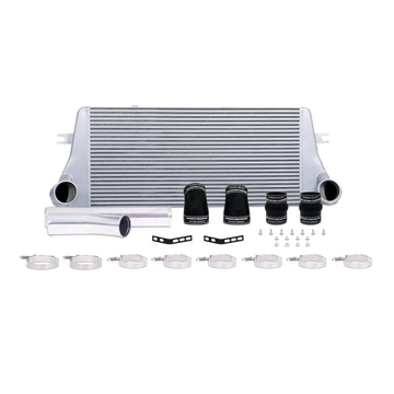 Mishimoto Intercooler Kit for 1994-2002 Dodge 5.9L Cummins SILVER