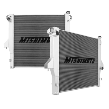 Mishimoto Aluminum Radiator for 2003-2009 Dodge 5.9L/6.7L Cummins