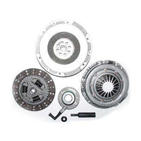 Valair Organic Replacement Clutch for 01-05 GM 6.6L Duramax 400HP