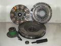Valair Upgrade Ceramic/Kevlar Clutch for 01-05 GM 6.6L Duramax 500HP