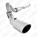 "MBRP 4"" Installer Series Downpipe-Back Exhaust System S6004AL"