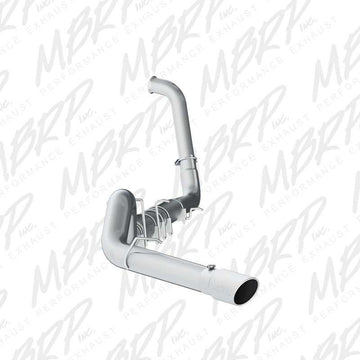 "MBRP 5"" Installer Series Turbo-Back Exhaust System S62240AL"