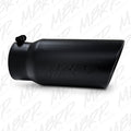 "MBRP 4"" Black Series Filter-Back Exhaust System S6242BLK"