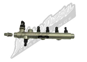 Wild Diesel Ported Fuel Rail Fitting 2004.5-2010 Duramax