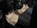 WeatherTech Tan Floor liner For 2011-12 Ford (Ext. & Crew Cab) w/o 4X4 Shifter