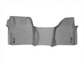 WeatherTech Grey Front Floor Liner For 11-12 Ford Regular Cab w/o 4X4 Shifter