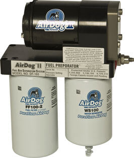 AirDog II-4G A6SABC409 DF-165-4G Air/Fuel Separation System
