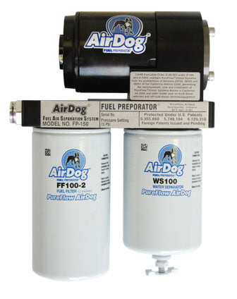 AirDog A4SPBD000 100GPH Air/Fuel Separation System