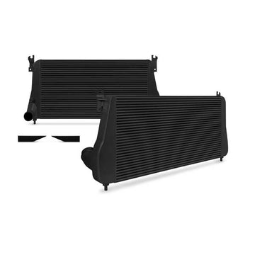 Mishimoto Intercooler for 2006-10 Chevy/GMC 6.6L Duramax BLK