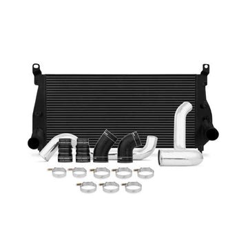 Mishimoto Intercooler Kit for 2002-04.5 Chevy/GMC 6.6L Duramax BLK