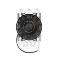 Mishimoto Heavy Duty Transmission Cooler With Fan MMOC-F