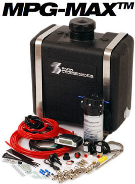 Snow Performance Ford Powerstroke 2004-2011 6.0/6.4/6.7  MPG-MAX Water Injection Kit